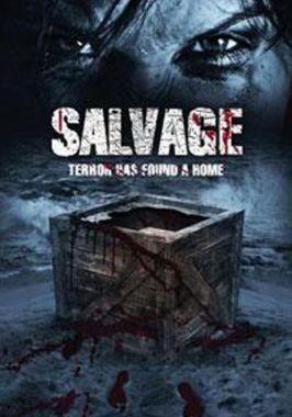 Salvage Movie poster locandina Salvamento (Salvage) Legendado