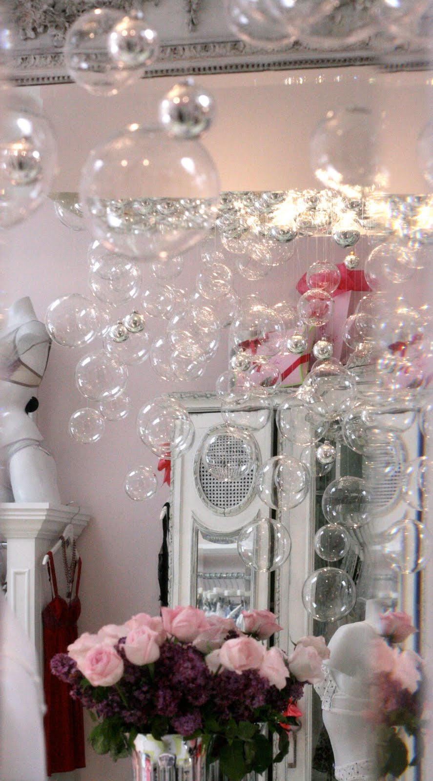 Diy Chandelier Diy Bubble Chandelier Popsugar Home