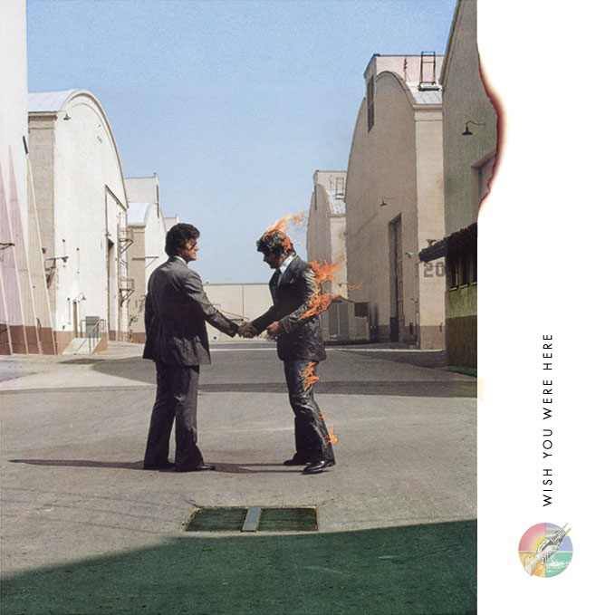 Pink Floyd- Wish You Were Here 1975