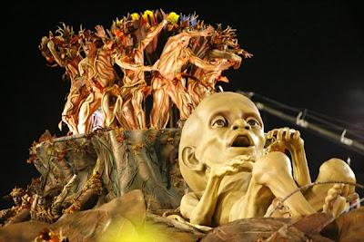 Amazing carnaval Rio 2008