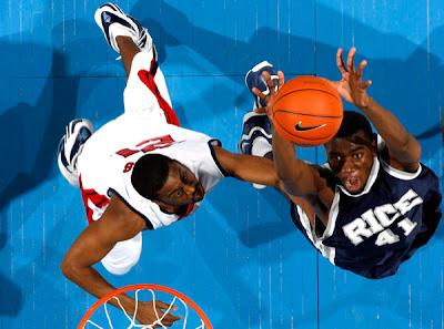 Patrick Britton vs Charlie Jones - NCAA Mens Basketball