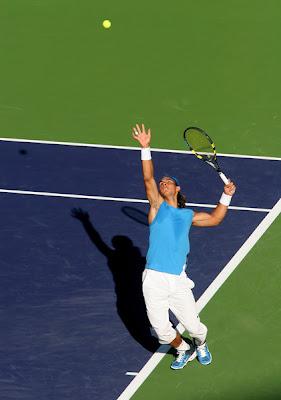 Rafael Nadal - Pacific Life Open