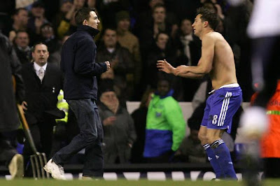 Fan Attacks Frank Lampard After Chelsea Win