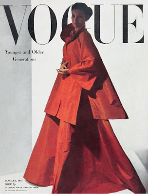 Covers of Vogue Magazine since 1916 till 2007