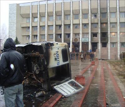 Kyrgyzstan riots