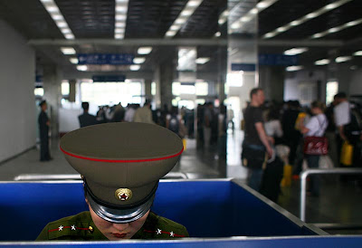 Spy photos of North Korea