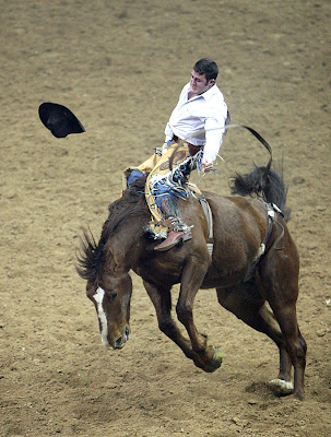 The National Finals Rodeo