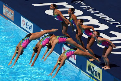 FINA World Championships - World Championships of Water Sports