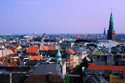 Travel - Most expensive cities in the world - Copenhagen, Denmark