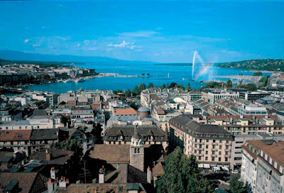Travel - Most expensive cities in the world - Geneva, Switzerland