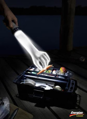 Energizer Flashlights ads