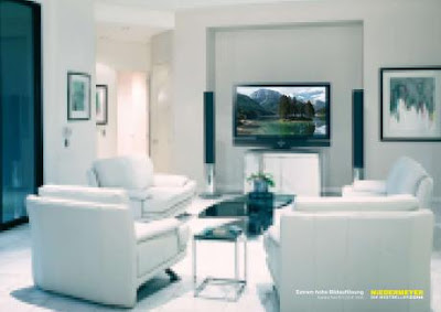 Print Advertising - Toshiba Full HD