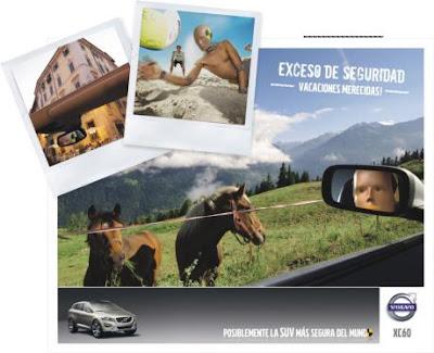 Volvo XC60 Advertising