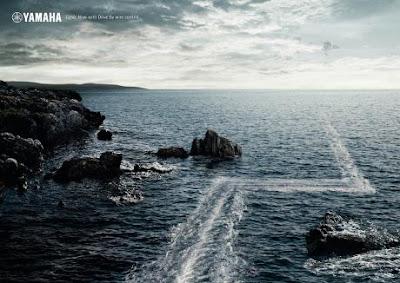 Yamaha Marine ads