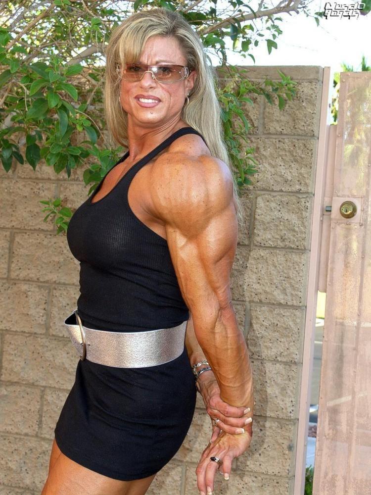 Images Of Hola A Qui Les Traigo Algunas Fotos De Mujeres Musculosas