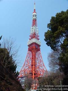 paris eiffel tower in tokyo
