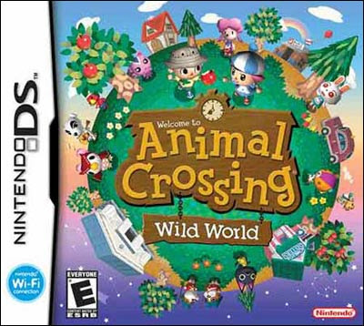 Descargar Animal Crossing Wild World NDS Español