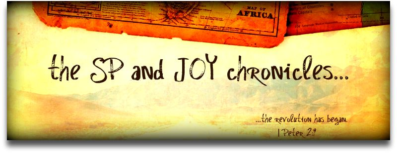 the SP and JOY Chronicles....