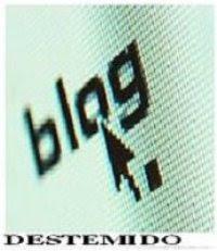Prêmio Blog Destemido 2009 - Concedido pelo Blog Casamata