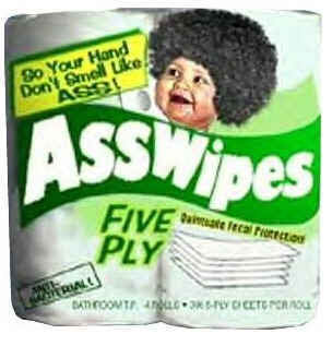 obama asswipe