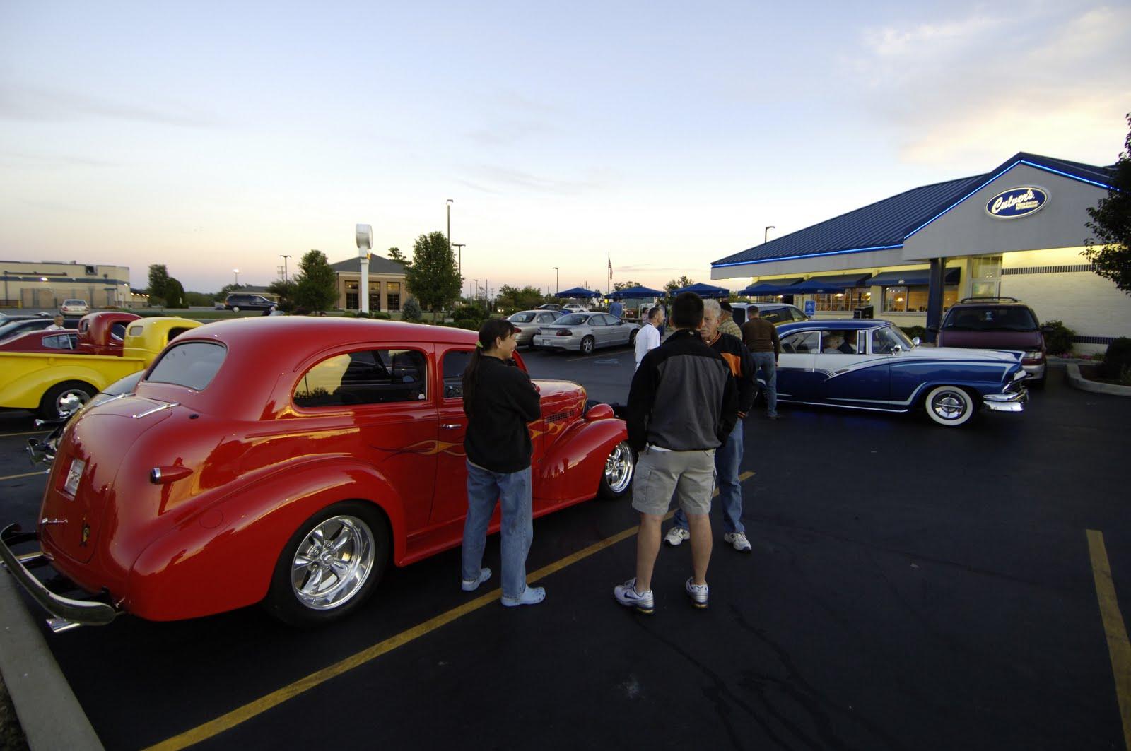 Culvers Car Show Corydon Indiana