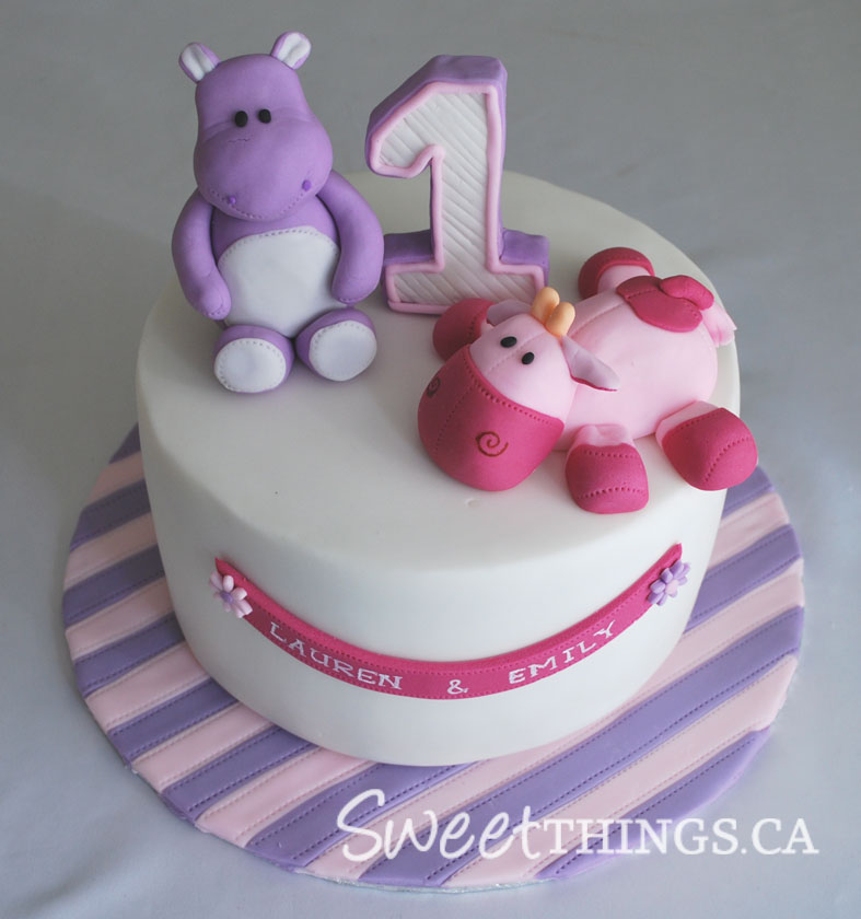 Cute Birthday Cake