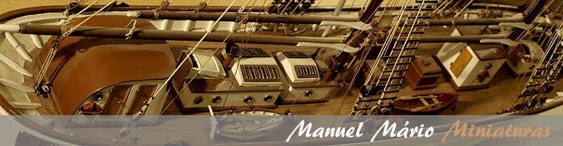 Manuel Mário Miniaturas