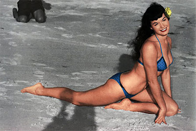 Pinup Model Bettie Page Dies at 85