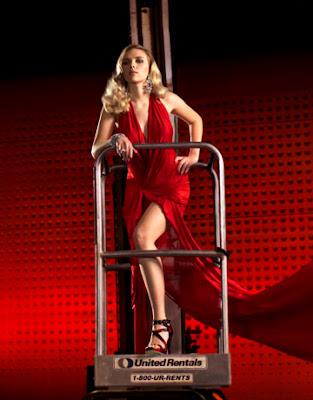 Scarlett Johansson Hot Harpers Bazaar Photo