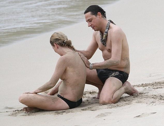 kristina pimenova bikini