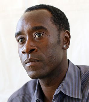 "Don Cheadle In ""Iron Man 2"""