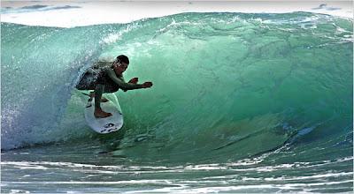 Seth Cravens, the La Jolla Surfer