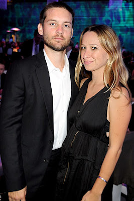 Tobey Maguire and Jennifer Meyer Welcome a Baby Boy