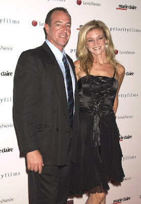 Lindsay Lohan's Father, Michael Lohan with his fiance Erin Miller