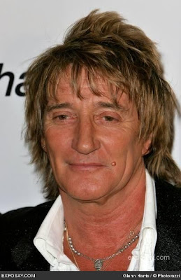 Rod Stewart Performs on 'American Idol'