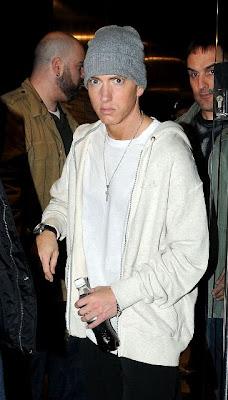 Eminem Bruno Fight at MTV Movie Awards