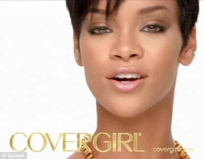 Rihanna Returns as the Face of CoverGirl