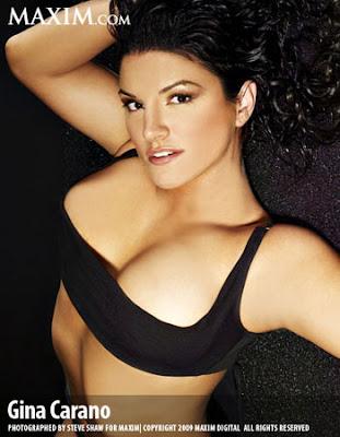 Gina Carano Playboy Photos (Pictures)