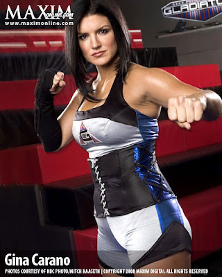 Gina Carano Playboy Photos (Pictures)