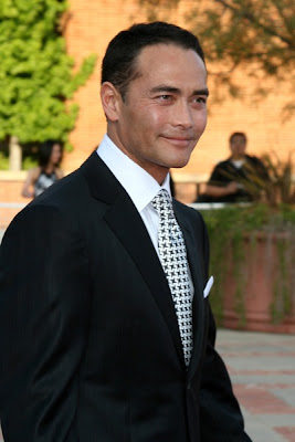 Mark Dacascos in Dancing With Stars 2009