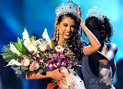 Stefania Fernandez,Miss Venezuela Is Miss Universe 2009 (Stefania Fernandez Krupi)