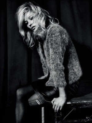 Kate Moss Seductive Hot Photo Shoot