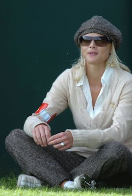 Elin Nordegren's Custody Battle