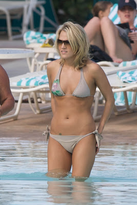 Carrie Underwood Hot Bikini Pictures