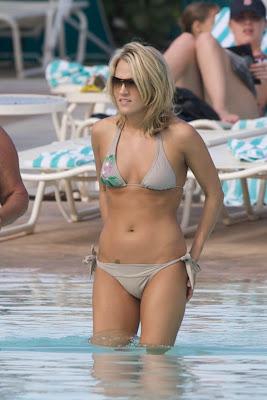 Carrie Underwood Hot Bikini Pictures