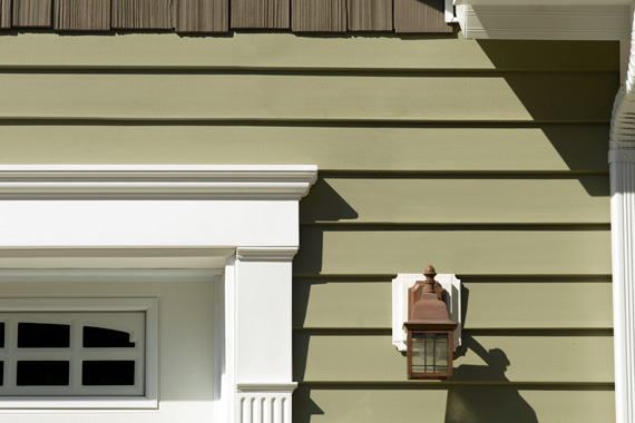 Duke brothers green siding options for Sustainable siding