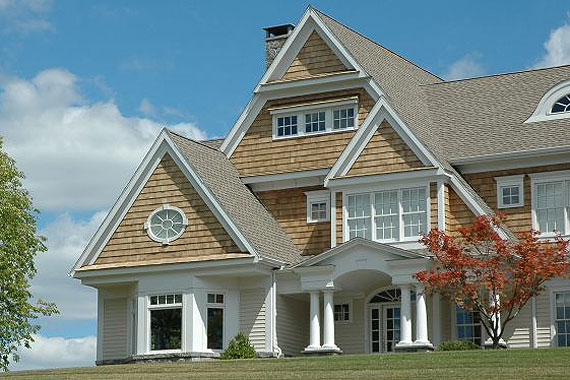 Duke brothers green siding options for Home exterior options