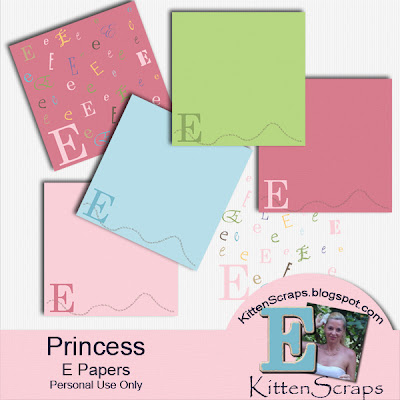 http://kittenscraps.blogspot.com/2009/10/princess-e-paper-freebie.html