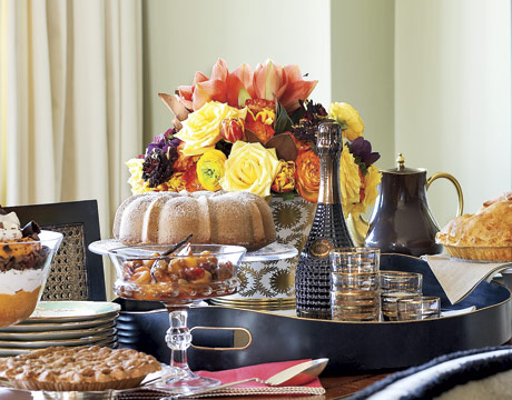SeekingDecor: Thanksgiving Table Decoration Ideas