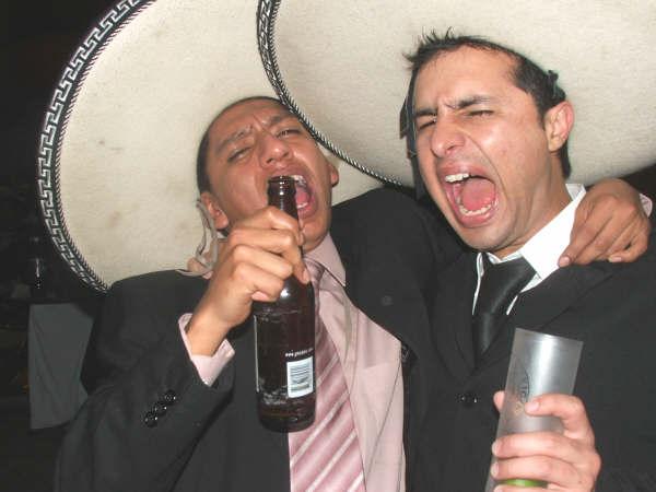 Borrachos latinoamericanos